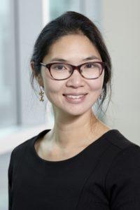 Head shot of Joanne Ho