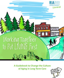 RIA working together to put living first guidebook