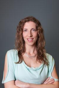 Head shot of Jen Boger