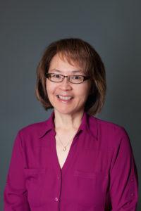 Head shot of Linda Lee