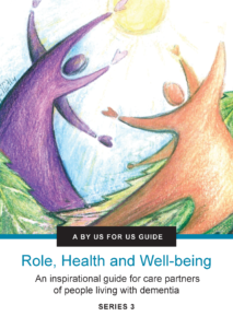 Role, Health and Wellbeing BUFU Guide cover