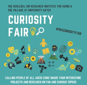 Curiosity Fair poster science