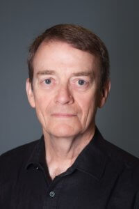Head shot of Richard Hughson