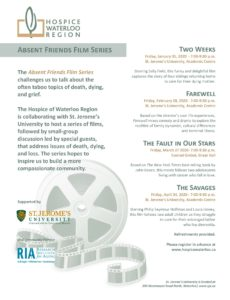 poster for film series