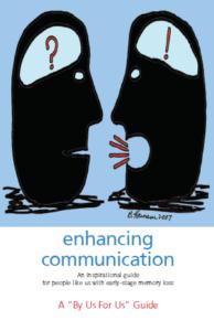 Enhancing Communication BUFU Guide Cover