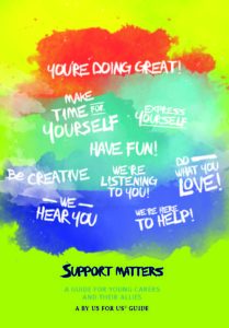 Support Matters BUFU Guide Cover