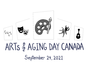 Arts and Aging Day Canada logo