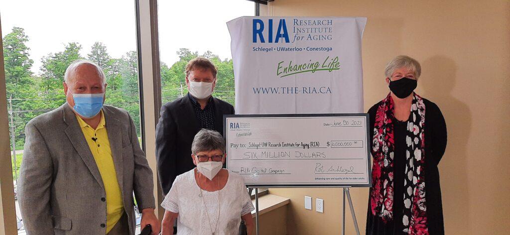 The Schlegel family presents a $6 Million dollar to Josie d'Avernas