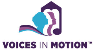 Voices in Motion logo